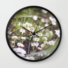 Meadow Wall Clock
