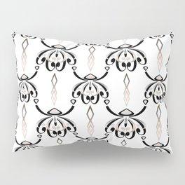 Pattern in style Art Deco 3 Pillow Sham