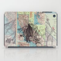 california iPad Cases featuring California by Ursula Rodgers