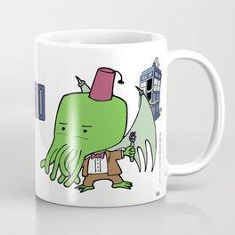Cthul'Who Coffee Mug