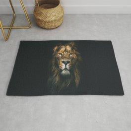 Lion ,animal Rug