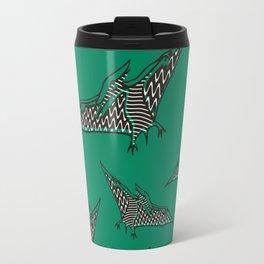 Pterosauria green Travel Mug