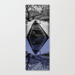 Snowblind Canvas Print