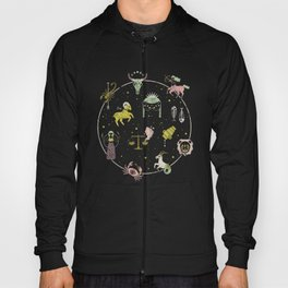 Strange Fortunes: Dreamscape Hoody