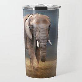 Elephant tour Travel Mug
