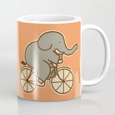 Elephant Cycle Mug