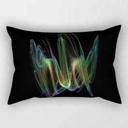 Fractal Abstract 10 Rectangular Pillow