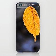 Orange Leaf iPhone 6s Slim Case