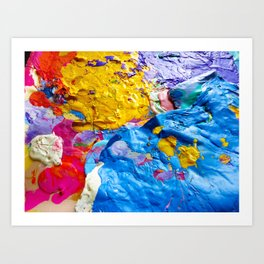 Abstract #23 Art Print