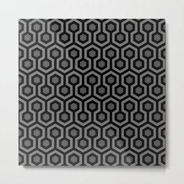Overlook Darker Metal Print