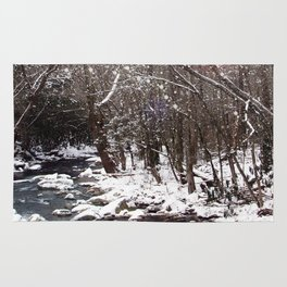 Winter Creek Rug