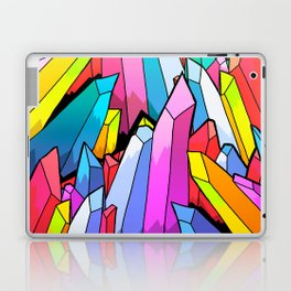 Crystal Forest Laptop & iPad Skin