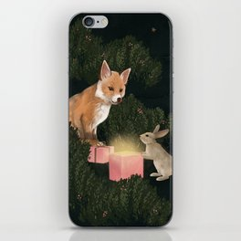 the peace offering iPhone Skin
