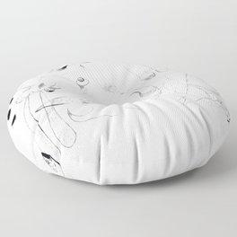 Joan Miro Barcelona XLIII Series Painting Artwork For Prints Posters Tshirts Bags Women Men Kids Floor Pillow