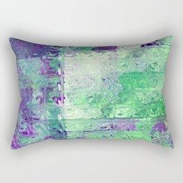 COLLAGE LOVE: MYSTIFY Rectangular Pillow