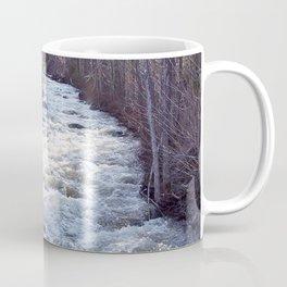 Swollen Creek Runs Wild Coffee Mug