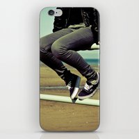 vans iPhone & iPod Skins featuring Vans by Zsolt Kudar