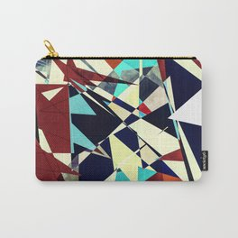 Quantum Checkers Carry-All Pouch