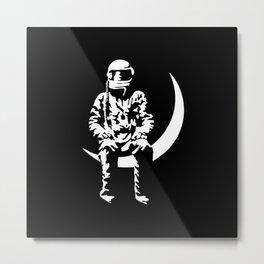 Angels & Airwaves Moonman Metal Print