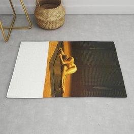 BLADE RUNNER Painting Poster| Newborn | PRINTS | Blade Runner 2049 | #M37 Rug