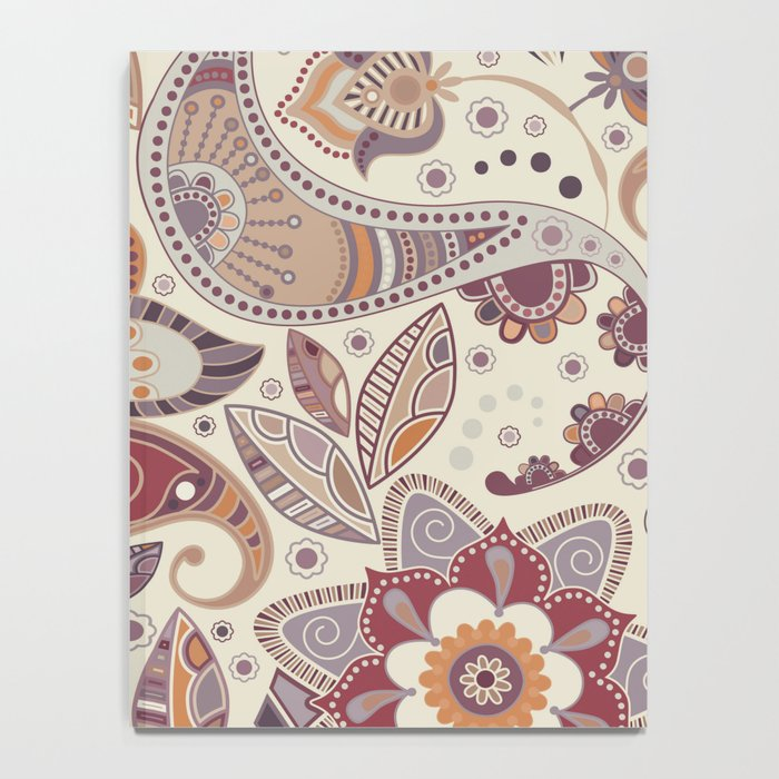 Shabby flowers #30 Notebook