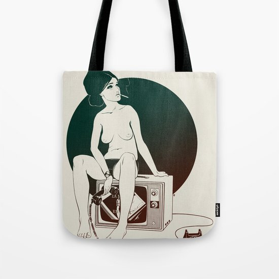 4 AM Tote Bag