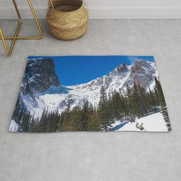 Rocky Mountain National Park Colorado Rug