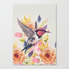 bird 85 Canvas Print