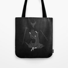 the wizard does not remain the same Tote Bag