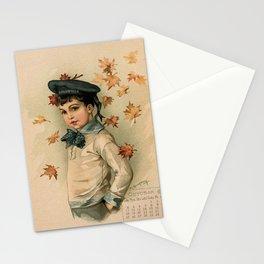 American Boy Maud Humphrey 1891 Stationery Cards