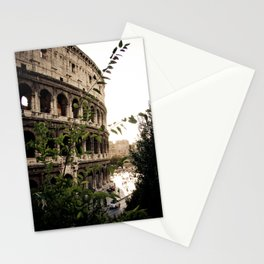 the collosseum Stationery Cards