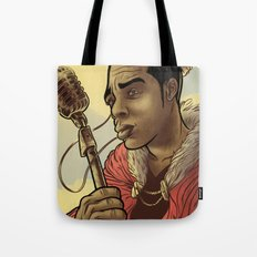 Proclaimed King of Rap Tote Bag