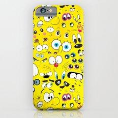 Cartoon Slim Case iPhone 6s