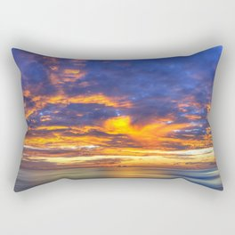 Morning Beauty Rectangular Pillow
