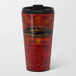 STOP WATCHING US - 001 Travel Mug