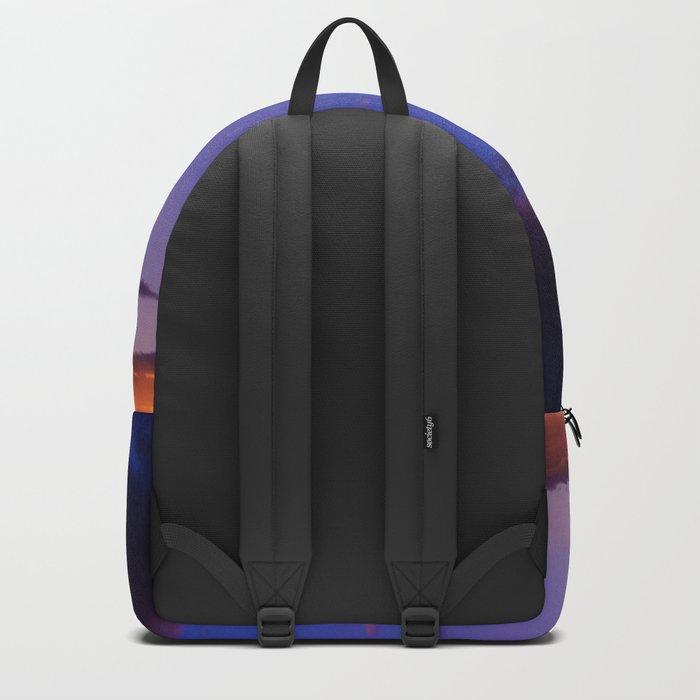 Palm Sunset - V Backpack