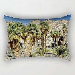 Thousand Palms Rectangular Pillow