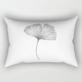 Ginkgo biloba I Rectangular Pillow