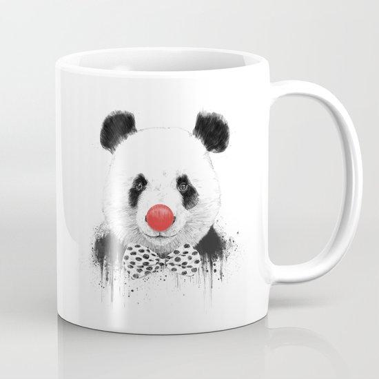 Clown panda Coffee Mug