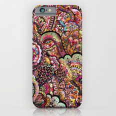 Her Hair - Les Fleur Edition Slim Case iPhone 6
