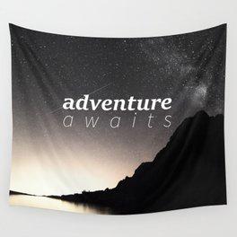 Adventure Light Wall Tapestry