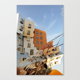 The Ray and Maria Stata Center Canvas Print