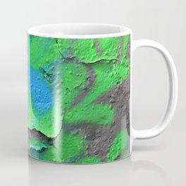 Green Entropy II Coffee Mug