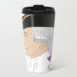 Giacomo Casanova Metal Travel Mug