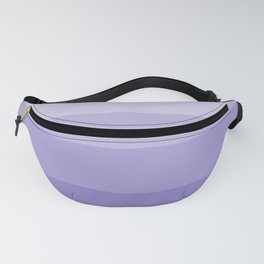 Four Shades of Lavender Fanny Pack