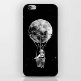 Night Flight iPhone Skin