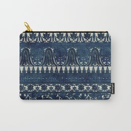 Indigo flower Carry-All Pouch