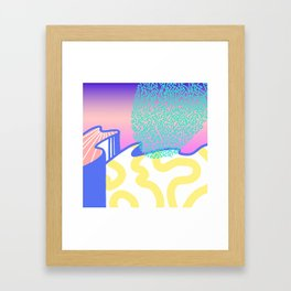 I come from Now Framed Art Print