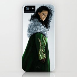 Loki - There Are No Men Like Me XIX Version II iPhone Case