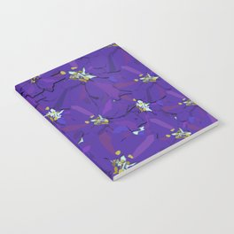 Larkspur Love Notebook